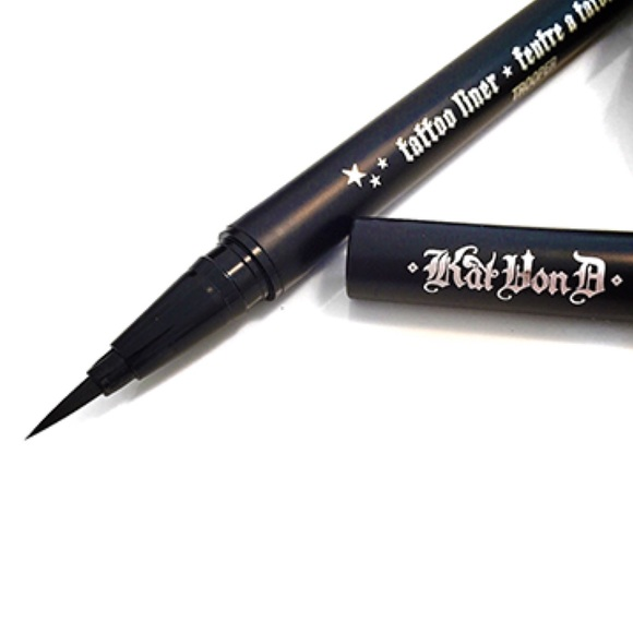 Kat Von D Makeup Tattoo Liner Trooper Black Poshmark